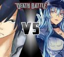 Esdeath vs Gray Fullbuster