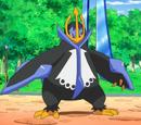 Barry's Pokémon