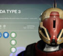 Destiny Vanguard Titan Armor