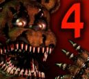 Katie, Emily, Wallace and Gromit: Five Nights at Freddy's 4