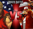 DeathBattleDude/Ken Masters VS Terry Bogard (My version)