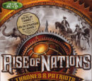 Rise of Nations/Thrones & Patriots