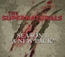 A New Pack (The Supernaturals)