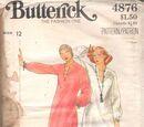 Butterick 4876 A