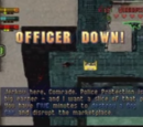 Officer Down!