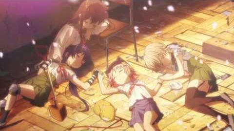【HD】Gakkou Gurashi! Ending - Afterglow 【Episode 7,8 Version】English Sub