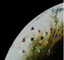 El ''Planeta de los Pikmin'' visto desde la Atmósfera.png