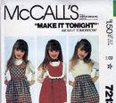 McCall's 7213