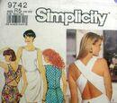 Simplicity 9742