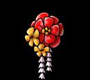 Crimson Hair Clip (Gear)