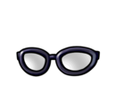 Black-rimmed Glasses (Gear)