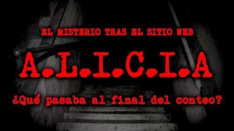 El misterio de la web A.L.I.C.I.A ¿Qué pasaba al final del conteo? Dross (Angel David Revilla)