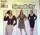 Simplicity 8421 C