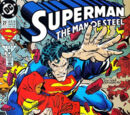 Superman: Man of Steel Vol 1 27