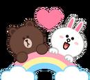 LINE Characters:Pastel Cuties/image gallery