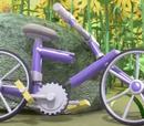 Bicicleta de Perci