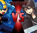 Mega Man EXE vs Kirito