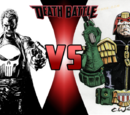 The Punisher vs. Judge Dredd