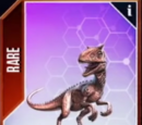 Jurassic World: The Game Hybrids