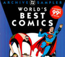 World's Best Comics: The Golden Age DC Archives Sampler