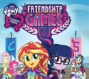 My Little Pony: Equestria Girls: Los juegos de la amistad