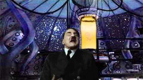 Hitler gets abducted by Fegel-Aliens
