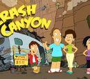 Crash Canyon: Lippy