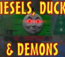Diesels, Ducks & Demons