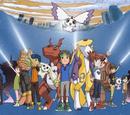 Bài hát trong Digimon Tamers