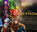 Descendants AU