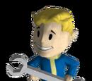 Навички J.E. Sawyer's RPG Fallout