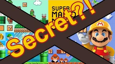 Secret Audio - Mario Maker DEATH MONTAGE