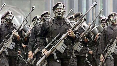 10 Deadliest Armies In The World