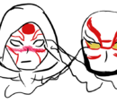 Amon X Yokai