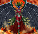 Aile Infernale, Héros du Mal