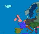 World War 1 map game
