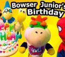 Bowser Junior's 7th Birthday!
