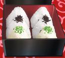 Tres Tipos de Onigiri