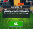 Jake's pro tips