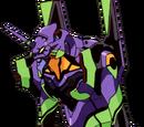 Evangelion Unidad 01 (Rebuild)