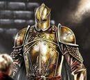The Silent Kingsguard's Armor