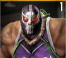 Challenge Mode/Luchador Bane