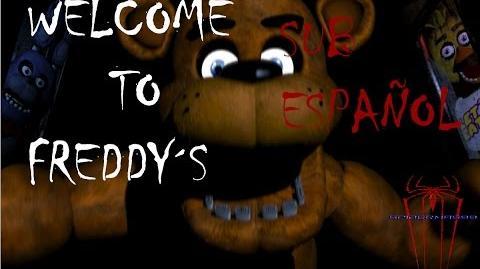 Welcome to Freddy's Sub. Español