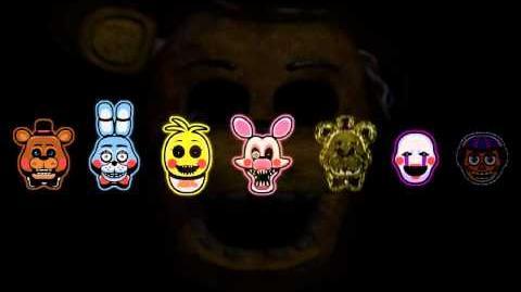 Five Nights at Freddy's 2 - It's Been So Long Sub. Español