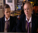 Andrea O'Malley and Chloe Moore