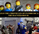 Lego The Haunted House: The Chronicles Of Pandrudica