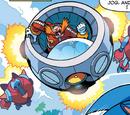 Egg Mobile (Archie)
