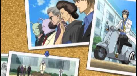 Gintama Ending 4
