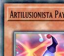 Artilusionista Payaso de Trucos
