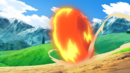 Ash Chimchar Flame Wheel.png